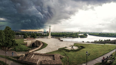 Kalemegdan_fortress_in_Belgrade_-_Chasing_the_Storm