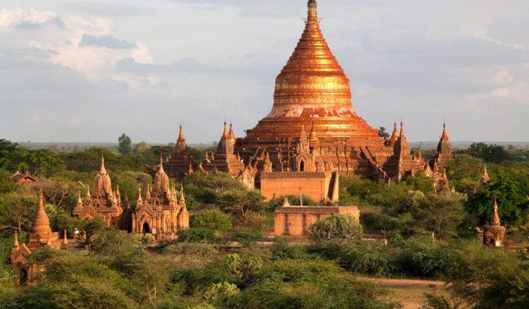 Dhammyazika-Temple-Burma