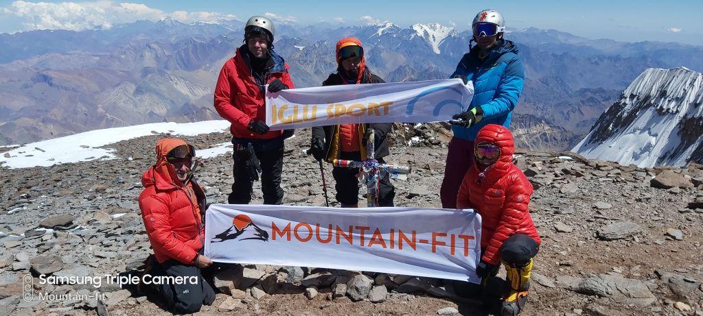 Uspon na najviši vrh Južne Amerike, Aconcagua 6962 m