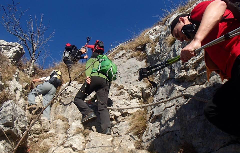 Planinarenje na Klek