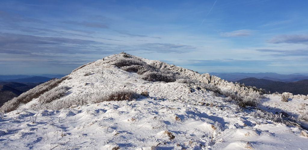 Najviši vrh Bjelolasice - Kula