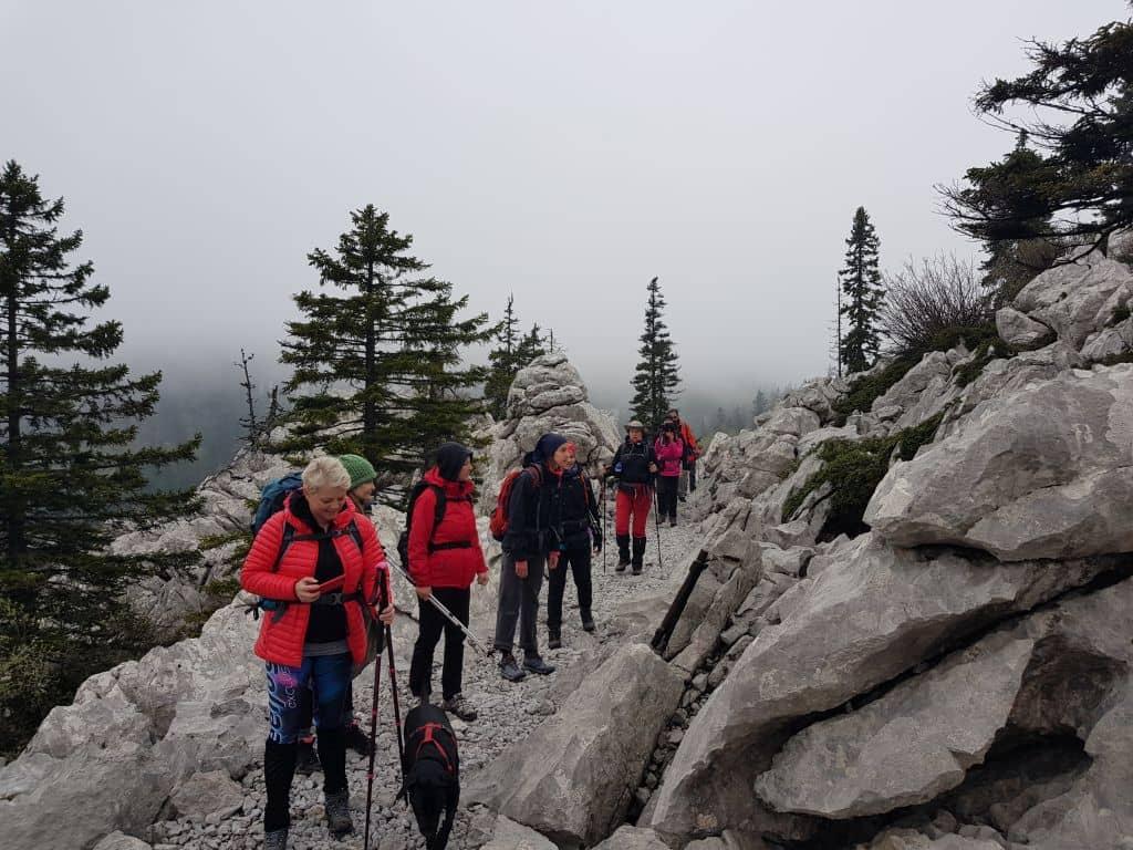 Meteorološko planinarenje