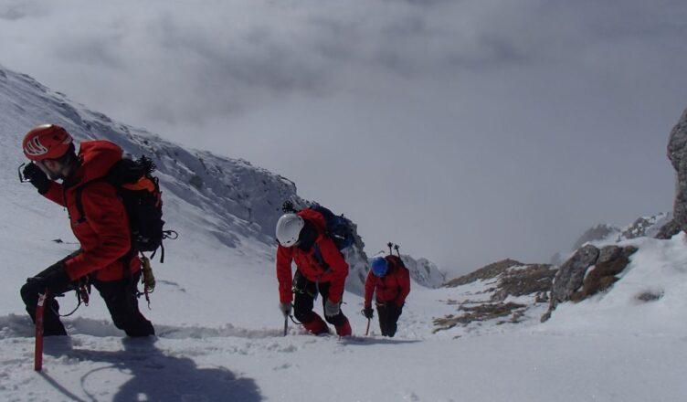 Uspon na vrh