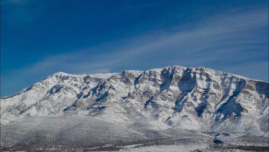 Planina Dinara - Sinjal